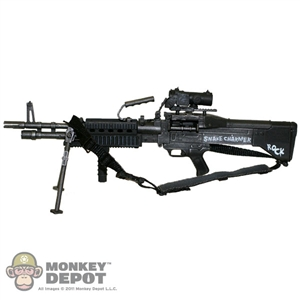 Rifle: Sideshow MK-43 M-60 Machine Gun