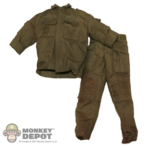 Fatigues: Sideshow Green BDU