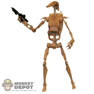 Figure: Sideshow Star Wars Battle Droid w/ Blaster Rifle