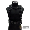 Harness: Sideshow MOLLE Belt w/ H Harness (Black)