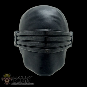 Head: Sideshow Snake Eyes w/ Visor