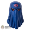 Head: Sideshow Hooded Cobra Commander
