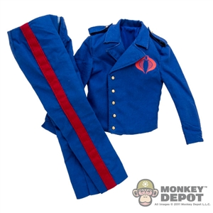 Uniform: Sideshow GI Joe Cobra Commander