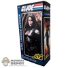 Display Box: Sideshow GI Joe Baroness (EMPTY)