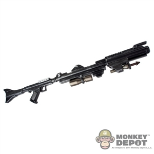 Rifle: Sideshow Star Wars Clone Trooper DC-15A Blaster Rifle