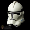 Head: Sideshow Star Wars Clone Trooper Phase 2 Helmet