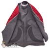 Cape: Sideshow Star Wars Grey & Red Cape