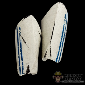 Armor: Sideshow Star Wars Clone Trooper Upper Leg