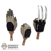 Hands: Sideshow Storm Shadow Hand Set