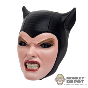 Head: Sideshow Hissing Catwoman