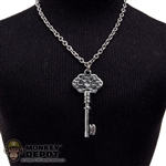 Necklace: Sideshow Necklace w/Key Pendant