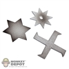 Shuriken: Sideshow Throwing Star Set