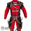 Harness: Sideshow Deadpool Harness w/Belt and Holsters