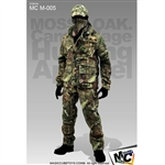 Uniform Set: Magic Cube Mossy Oak Camouflage Hunting Apparel Suit (MCM-005)