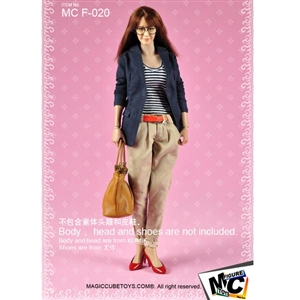 Uniform Set: Magic Cube Female Spring/Summer Collection (MCF-020)