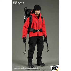 Clothing Set: Magic Cube Top Outdoor Gear (MCF-023)