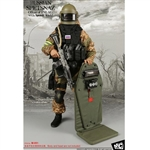 Uniform Set: Magic Cube Spetsnaz-Officer of FSB Alfa w/Assault Shield (MCM-051)