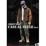 Clothing Set: Magic Cube Christmas Casual Style Set (MCM-055)