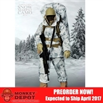 Uniform Set: Magic Cube Marine Corps Snow Marpat Camo Set (MC-063)