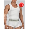 Clothing Set: Magic Cube CK White Underwear Set (MCF-058D)