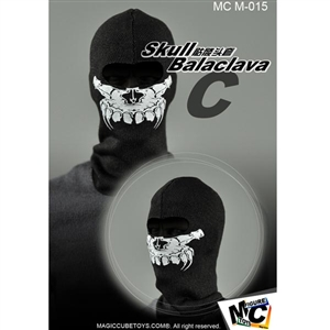 Balacava: Magic Cube 1/6 Top Jaw Skull