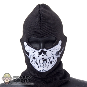 Balaclava: Magic Cube Skull w/Knife
