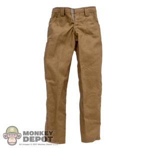 Pants: Magic Cube Tan Pants