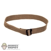 Belt: Magic Cube Tan Belt