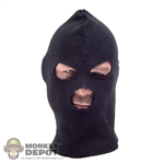 Mask: Magic Cube Black 3 Hole Balaclava