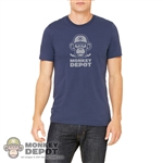 Monkey Depot Shirt: Mens OG Monkey