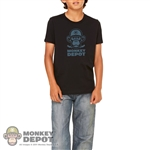 Monkey Depot Shirt: Kids OG Monkey