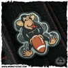 Patch: Monkey Depot Molded Monkey With A Football