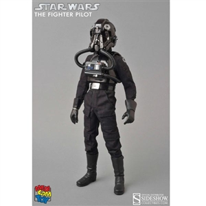 Boxed Figure: Medicom TIE Fighter Pilot (902037)