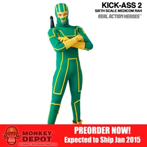 Boxed Figure: Medicom Kick-Ass: Kick Ass 2 (902190)