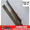 Rifle: Metal Elite 1/6 Arisaka (Metal & Wood)