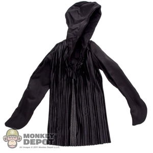 Coat: Medicom Star Wars Darth Maul Black Hooded Cloak