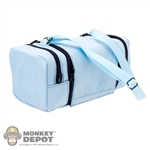 Bag: MIS Toys Blue Duffle Bag