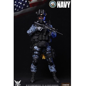 Boxed Figure: Mini Times US Navy (MT-M007)