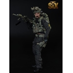 Boxed Figure: Mini Times US Navy SEAL Team Six (MT-M008)
