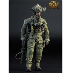 Boxed Figure: Mini Times US Navy SEAL Team Six (MT-M009)