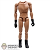 Figure: Mini Times Base Body w/Diving Boots & Gloves