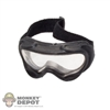 Goggles: Mini Times Black w/Clear Lens