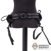 Belt: Mini Times Black Padded Harness