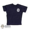 Shirt: Mini Times Navy Blue T-Shirt