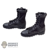 Boots: Mini Times Black Jungle Boots
