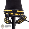 Harness: Mini Times Black & Yellow Harness