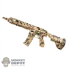 Rifle: Mini Times HK416D (Multicam)
