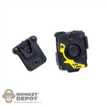 Camera: Modeling Toys Axon Body Camera w/Uniform Dock