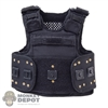 Vest: Modeling Toys AXS Police Stab Ballistic Tactical Body Armor w/Buddy Lok System