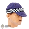 Hat: Modeling Toys Safety Bump Police Cap